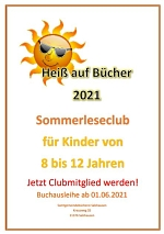 Sommerleseclub 2021